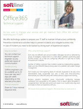 Office365 Technical support