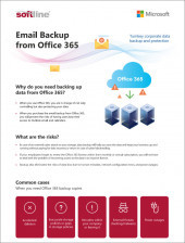 Email Backup for Office 365