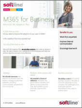 M365 for Business, Microsoft 365 Adoption Plan