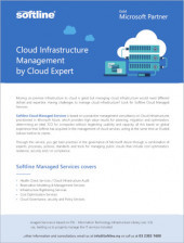 Softline Cloud Managed Services
