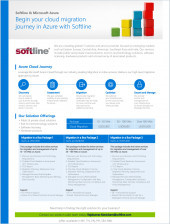 Begin your cloud migration journey in Azure with Softline