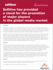 Softline has provided a cloud for the promotion of major players in the global media market